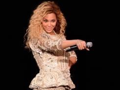 Beyonce performed at the Revel Resort and Casino in Atlantic City on Saturday.