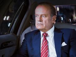 Kelsey Grammer is a ruthless powerbroker mayor of Chicago who is suffering from a degenerative brain disorder in 'Boss.' The Starz show starts its second season in August.