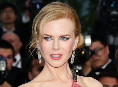 Nicole Kidman is holding nothing back