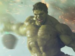 Hulk smash equals 'Avengers' cash. After a record run at the box office, 'Marvel's The Avengers' was finally knocked out of the top spot by 'Men in Black 3.'