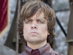 Peter Dinklage stars as Tyrion Lannister in 'Game of Thrones.' He received a supporting-actor Emmy for the role in 2011.