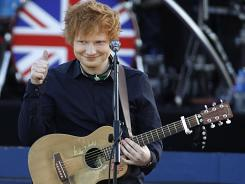 Up-and-comer Ed Sheeran had a plum gig recently: performing at the Queen's Jubilee Concert in front of Buckingham Palace in early June.