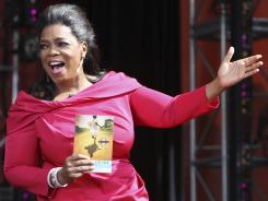 Oprah Winfrey reveals a 2009 book club pick, 'Say You're One of Them,' by Uwem Akpan.