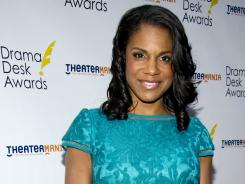 Audra McDonald won the Drama Desk Award for outstanding actress in a musical for her work in 'The Gershwins' Porgy and Bess.'