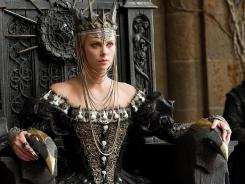 'Snow White and the Huntsman,' starring Charlize Theron, was No. 1 at the box office in its opening weekend.