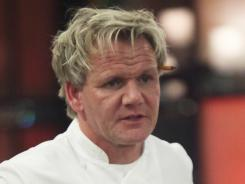 Chef Gordon Ramsay stars in 'MasterChef' and 'Hell's Kitchen,' tonight on Fox.
