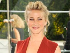 'Rock of Ages' star Julianne Hough wears KaufmanFranco.