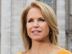 'Concert' host Katie Couric will take viewers backstage, too.