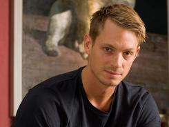 "Joel Kinnaman was born in Sweden to an American father and Swedish mother. ""I had an American identity in a sense, even though I hadn't explored it,"" he says."
