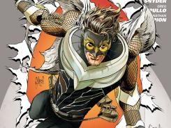 Former assassin Calvin Rose is on the run from his former masters, the Court of Owls, in the new series Talon.