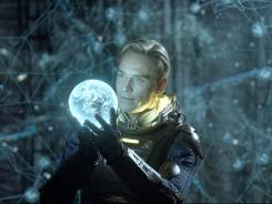 'Prometheus,' starring Michael Fassbender, just hit the box office with a $50 million opening weekend, one in which four of the top 10 movies featured alien foes.