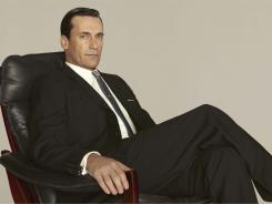 Happiness might not be in the cards for Don Draper, played by Jon Hamm.