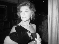 This Nov. 5, 1971, file photo shows actress Ann Rutherford in New York.