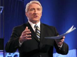 CNN is canceling John King's evening news show, 'JK USA.'