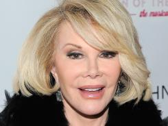 Joan Rivers riffs on everything from Alec Baldwin to steak tartare in her new book.