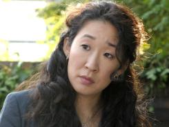 Sandra Oh plays Detective Sergeant Sarah Chen in the crime drama 'Thorne.'