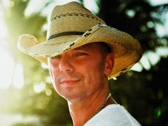 Kenny Chesney's 'Welcome to the Fishbowl' album comes out Tuesday amid the Brothers of the Sun tour.