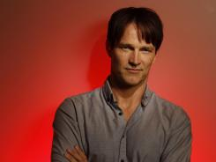 Stephen Moyer of HBO's 'True Blood' poses for a portrait at HBO headquarters in Santa Monica, Calif.