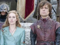 "Dinklage and Lena Headey star in HBO's ""Game of Thrones."""