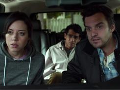 Aubrey Plaza, Karan Soni and Jake M. Johnson go in search of a guy who's in search of a time-travel partner.