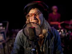 Allen Stone stops by USA TODAY's StudioA for a jam session.