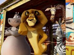 Really must be the most wanted: In its second weekend, Madagascar 3: Europe's Most Wanted was No. 1 again.