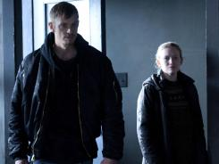 Detectives Stephen Holder (Joel Kinnaman) and Sarah Linden (Mireille Enos) have finally solved their 'Killing.'