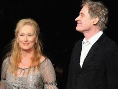 As part of the celebration, Meryl Streep and Kevin Kline read for the title roles of Romeo and Juliet.