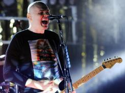 Billy Corgan and the Smashing Pumpkins are out with a 13-track album, 'Oceania.'