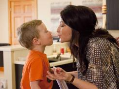 Bristol Palin and her son, Tripp, take their lives to the small screen with 'Bristol Palin: Life's a Tripp,' premiering Tuesday at 10 p.m. on Lifetime.