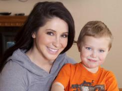 Bristol Palin and son Tripp star in the Lifetime series 'Bristol Palin: Life's a Tripp,' which premieres tonight.