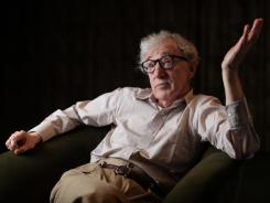Woody Allen, 76, photographed in his Manhattan office, is fresh off a critical and box-office hit with last year's Midnight in Paris.
