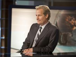 ANC anchor Will McAvoy (Jeff Daniels) believes the best way to gather ratings is to avoid offending anyone.