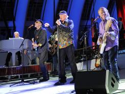 Read all about the Beach Boys in the new book 'Fifty Sides of the Beach Boys.'