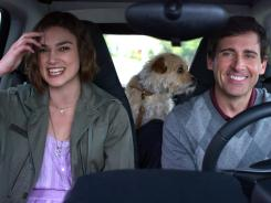 Penny (Keira Knightley) and Dodge (Steve Carell) are opposites who come together on a mission to reunite her with her parents and him with his long-lost love.