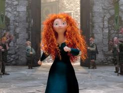 Merida is a new breed of Disney princess — one brimming with self-confidence, strong opinions, athletic skills, determination, loyalty and a head full of unruly curls.