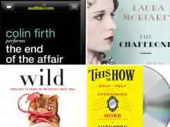 Roundup of audiobooks: 'The End of the Affair,' 'The Chaperone,' 'Wild' and 'This is How: Help for the Self.'