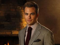 Big timer: 'Star Trek' star Chris Pine says he's thankful to be working at his current level but is still impatient about success. &quot;It's like, I can't believe I'm 31, and I can't believe I'm not 21. That all went by in a blink of an eye.&quot;