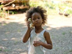 "Star Quvenzhane Wallis ""is the real thing,"" says 'Beasts' director Ben Zeitlin. ""I am sure she is going to be one of the great actors in the world."""