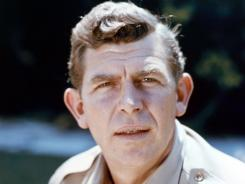 Andy Griffith, star of 'The Andy Griffith Show,' died Tuesday at age 86.