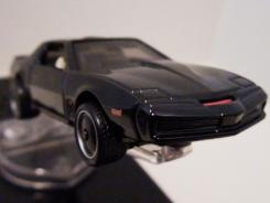 Mattel rolls out a special exclusive Hot Wheels K.I.T.T. car next week at Comic-Con.