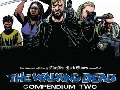 'The Walking Dead: Compendium Two' collects the second eight trade-paperback volumes of Robert Kirkman's popular comic-book series.
