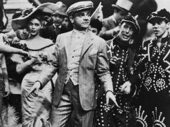 'Yankee Doodle Dandy,' starring James Cagney, is one of TCM's patriotic offerings for July Fourth.