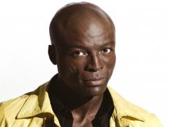 "Seal begins a North American tour on Friday, and ""in a strange way, I love the pressure of it."""