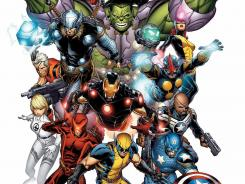 A whole host of familiar superheroes get new costumes, new weapons and a creative makeover with the Marvel NOW! relaunch.