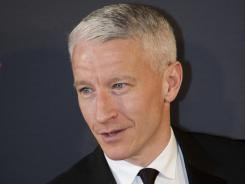 Big news: Anderson Cooper made a big personal announcement on Monday.