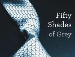 'Fifty Shades of Grey' by EL James tops USA TODAY's Best-Selling books list for yet another month.