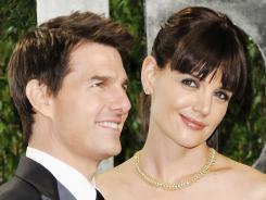 Katie Holmes has said nothing publicly about Tom Cruise's allegiance to Scientology, or whether it's a factor in her seeking a divorce.