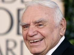 Actor Ernest Borgnine died Sunday in Los Angeles with his family by his side.