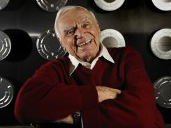 Ernest Borgnine, who died Sunday, had 200 TV and film credits. One highlight: His Oscar-winning role in 'Marty.'